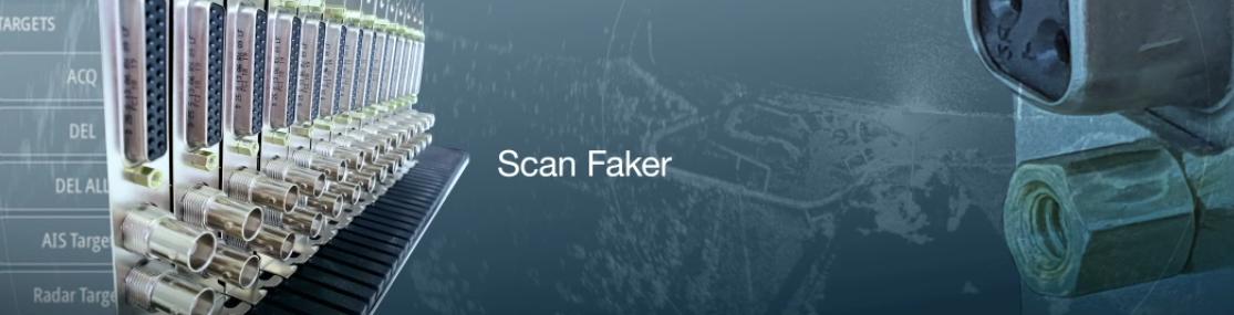 ScanFaker Radar Display